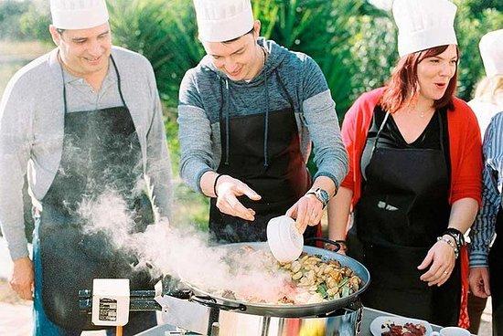 Cours de cuisine authentique à la...