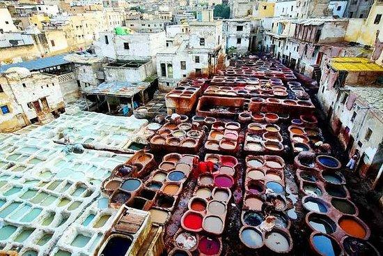 4H- Fez Medina步行遊覽與本地嚮導