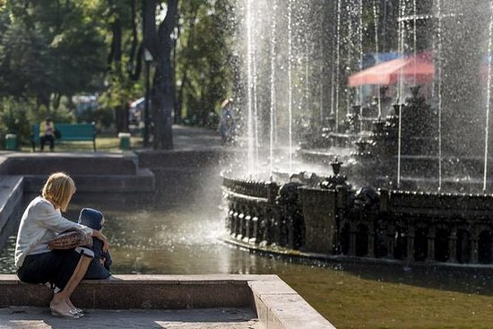 Visite privée à pied de Chisinau pour...