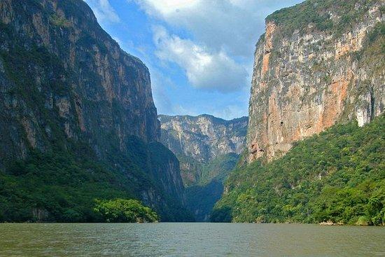 Tour Cañón del Sumidero y Chiapa de...