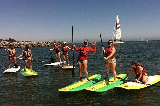 Noleggio stand up paddle board Santa
