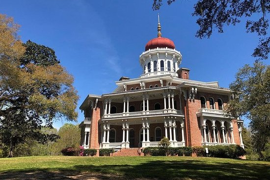 Longwood Antebellum Mansion