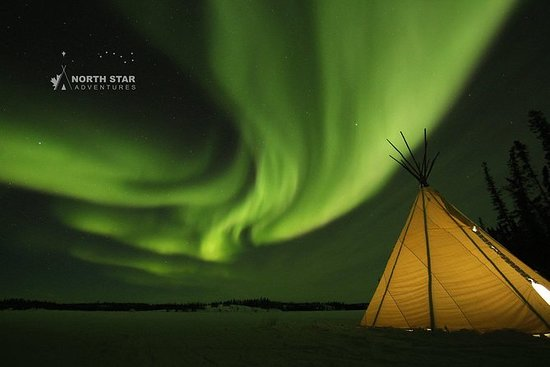 Aurora Teepee Camp Tour