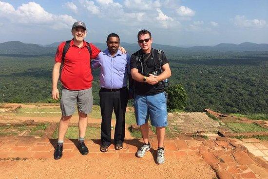 Sigiriya Lion Rock de Colombo