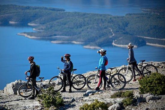 Radfahren Vidova Gora - Dol