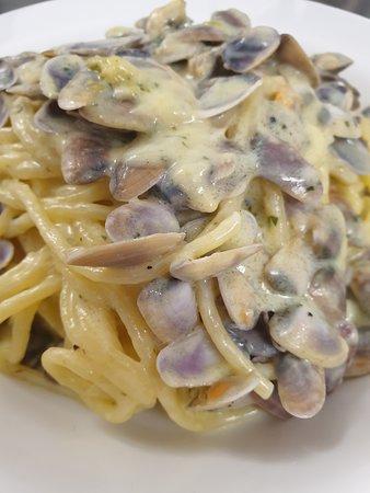 Ristorante Ciglieri: Spaghetti alle Zighe