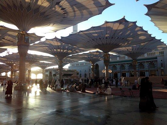Al Madinah Province, Saudi Arabia: Mashjide Nawabi..