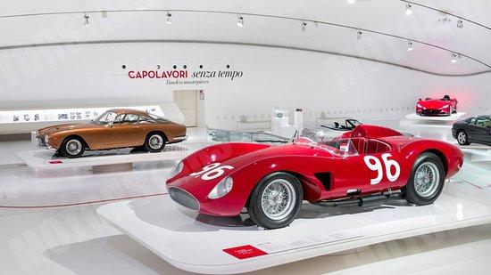 Bologna, Italy: Enzo Ferrari Birth House Museum Modena Italy- Motor☆Stars - the ORIGINAL Italian Factory Motor Tour - since 2004