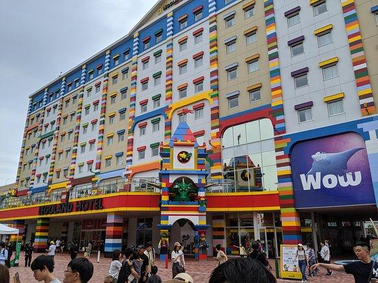 Legoland Japan Hotel: ホテル外観