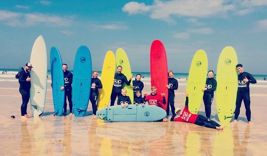 The SUP Surf Co.