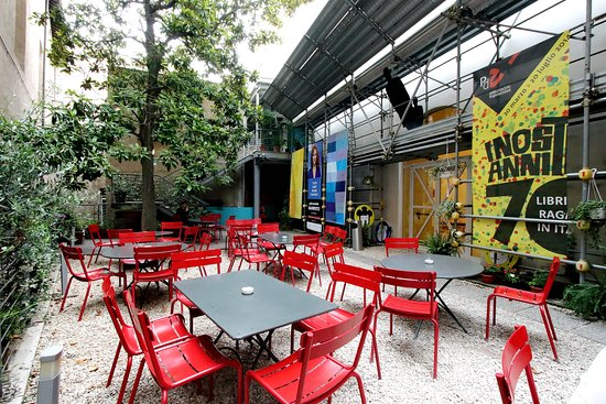 Caffe Delle Esposizioni: Garden