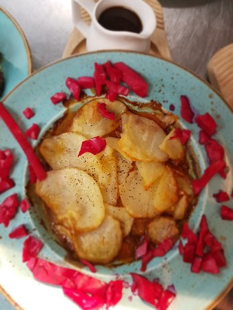 Lancashire Hotpot - on of our many specials