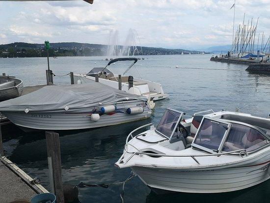 Bootsvermietung Enge Zürich