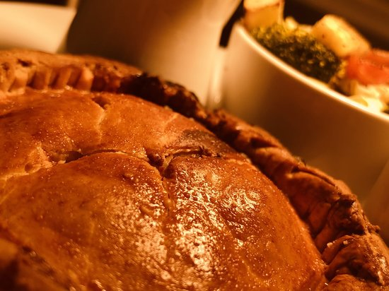 So Pie: Gluten Free Steak & Ale