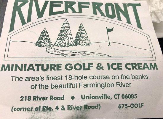 Riverfront Miniature Golf