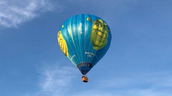 Upplands Ballongflyg
