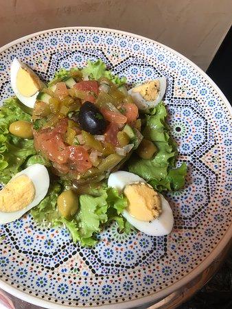 Suggestion du chef  chez Abdel restaurant les dunes d'or 51 boulevard Michelet 78250 Hardricourt Tel 0664997224
