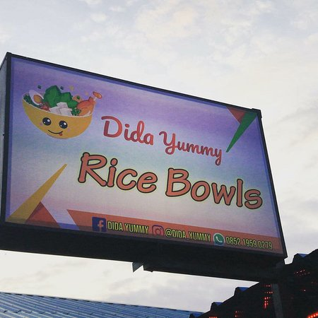 DIDA Yummy (Delicious, Incredible, Delightful, Amazing)