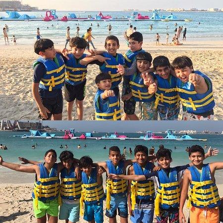 Dubai, Các Tiểu vương quốc Ả Rập Thống nhất: place for all the kids to have fun
