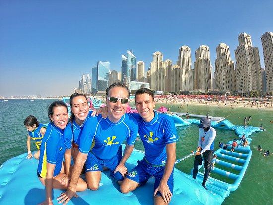 Dubai, Các Tiểu vương quốc Ả Rập Thống nhất: family time