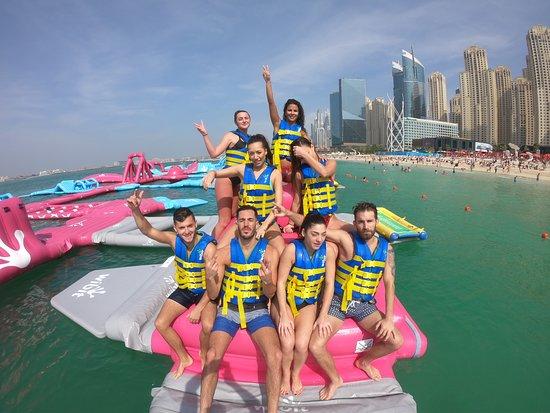 Dubai, Các Tiểu vương quốc Ả Rập Thống nhất: fun for you and all your friends