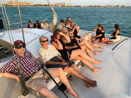 Octopus Sailing Charters: Kicked the day off with a private charter for a family reunion, continued through the day with some sun and fun before sailing into the sunset with a marvelous group! We are looking forward to welcoming you on the next sail!