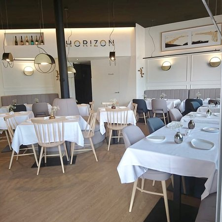 Restaurante Horizon: Interior