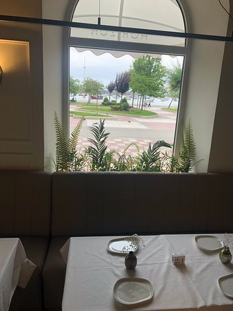 Restaurante Horizon: Las vistas
