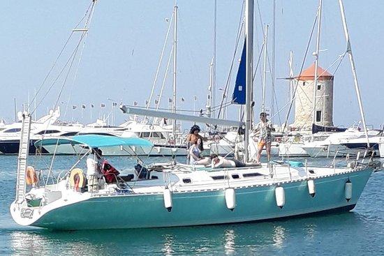 Nikolaos Sailing Yacht