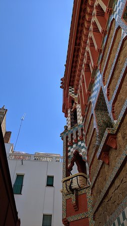 Skip-the-Line Gaudi's Casa Vicens Admission Ticket with Audioguide: Casa Vicens