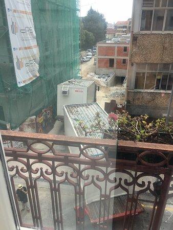 Building site opposite