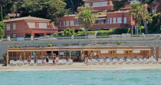 Yuka Beach Sanary Sur Mer Menu Prices Restaurant Reviews