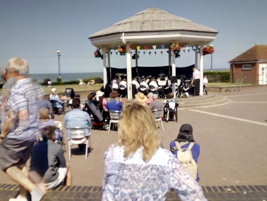 ‪Broadstairs Bandstand‬