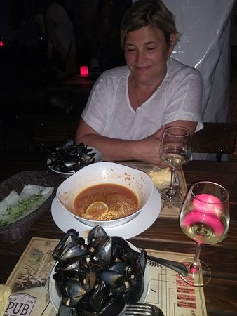 Fantastisk middag