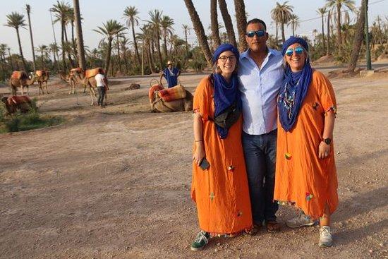 5 jours en voyage privé de Marrakech à Fès Via Desert : Hamid, best guide ànd bodyguard for women travelling alone