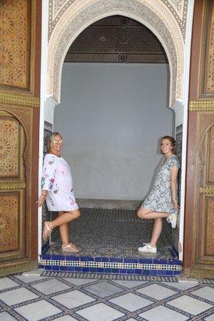 5 jours en voyage privé de Marrakech à Fès Via Desert : Fantastic riads