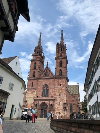 Stories of Basel's Old Town: Basel's Minster