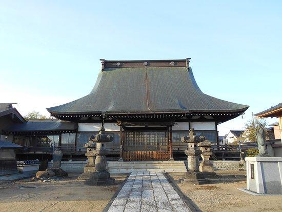 Yuzu-ji Temple