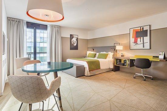 Aparthotel Fraser Suites Harmonie Paris La Defense