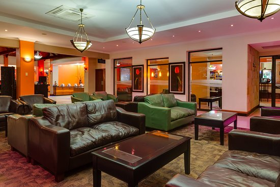 Protea Hotel Umfolozi River: Restaurant