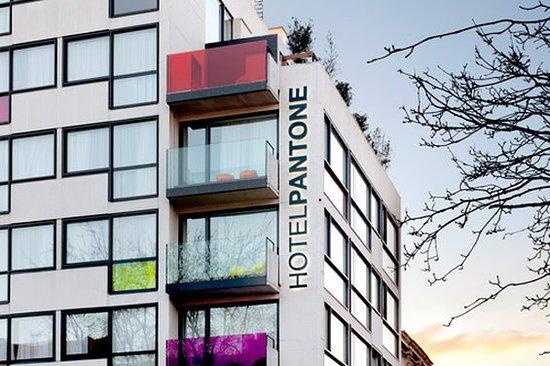 Hotel Pantone Belgium