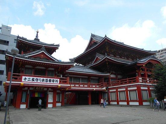 メインの建築物