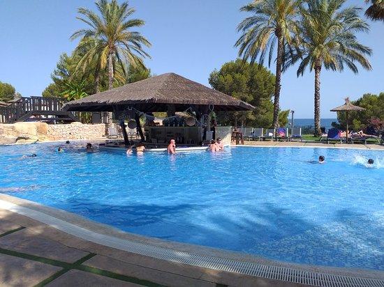 Hotel SH Villa Gadea: SH Villa Gadea un paraíso.