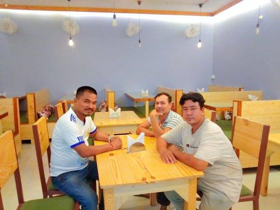 Renovation Done cafe moktan