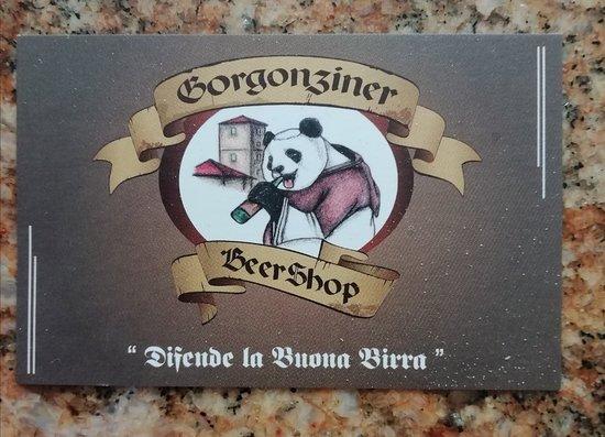 Gorgonziner BeerShop