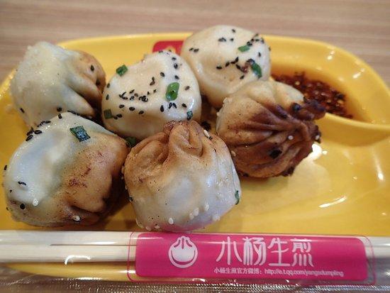 Yang' s Fry-Dumpling(Wujiang Store): うますぎ