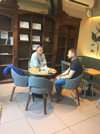 Costa Coffee Bristol 30 College Grn Menu Prices