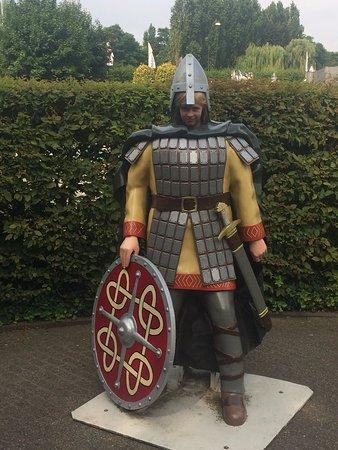 Be a viking warrior