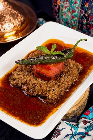 Warung Turki Shisha Lounge: LAMB MUSAKKA