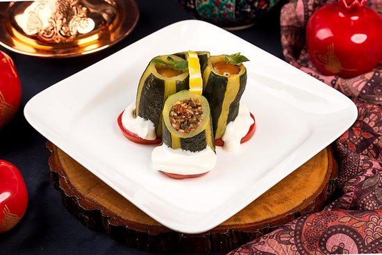 Warung Turki Shisha Lounge: SEBZELI DOLMA